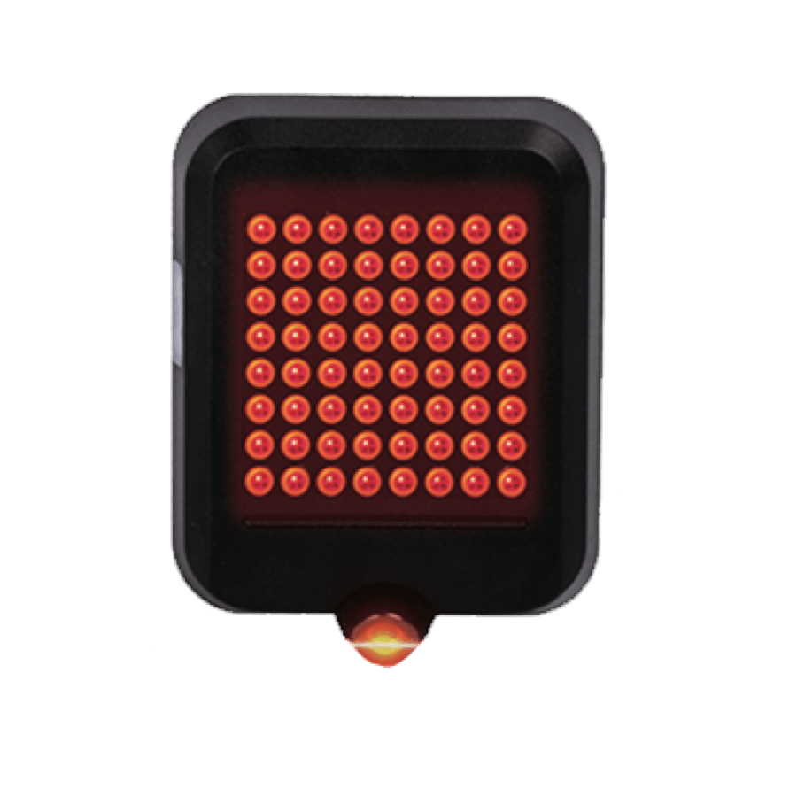ABS Automatic Direction Indicator Lamp 71*58*30mm