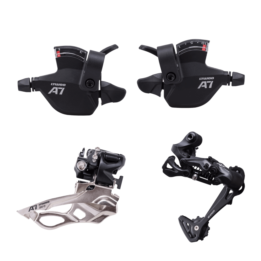 L-TWOO MTB A7 3x10 30 Speed Derailleur Groupset Bike Rear Derailleur Bicycle Shift Lever