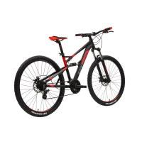 "OEM Black 29"" MTB Bicycle Alloy Frame Mountain Bike Double-Alloy 32H Wheelset"