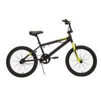 "OEM 20"" BMX Bike Steel Frame BMX Bicycle Alloy 48H Wheelset Yellow/Purple/Black To Choose"