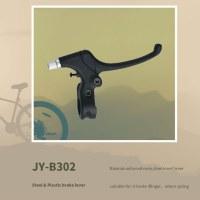 3/4 Finger Steel & Plastic Brake Lever With Return Spring
