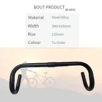 2020 New Arrival Bicycle Road Handlebar Steel/Alloy 560/570mm Handlebar