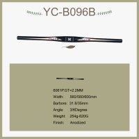 2020 Newest Bicycle Handlebar 540/560/580/600mm Bicycle Handle Bar Straight