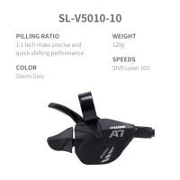 L-TWOO FB/FRB F7 2x10 20S  Right Shift Lever 10 Speed