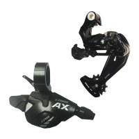 L-TWOO MTB AX 1x12 12 Speed Derailleur Groupset Bike Rear Derailleur Bicycle Shift Lever