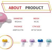 Φ52mm Bicycle Air Bell Five Color To Choose