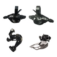 L-TWOO MTB AX 3x11 33 Speed Derailleur Groupset Bike Rear Derailleur Bicycle Shift Lever