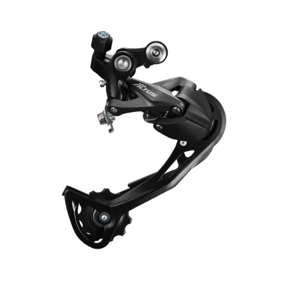 6-9 Speed Rear Derailleur 43T-45T Capacity For Direct Installation