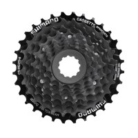 8 Speed 12-32T Brown Cassette Sprocket