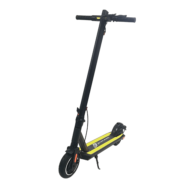 OEM 36V 250W About 25km/h Alloy+ABS+PC Black/Yellow/White 22km (Per full charge)  Electric Scooter(L8-P)