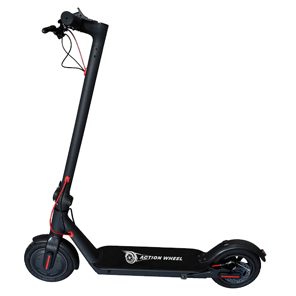 OEM 36V 250W About 25km/h Alloy+ABS+PC Black/White 20-25km (Per full charge)  Electric Scooter(EH100)