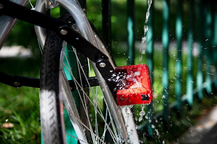 ZiiLock - The First Foldable & Proactive Bike Lock
