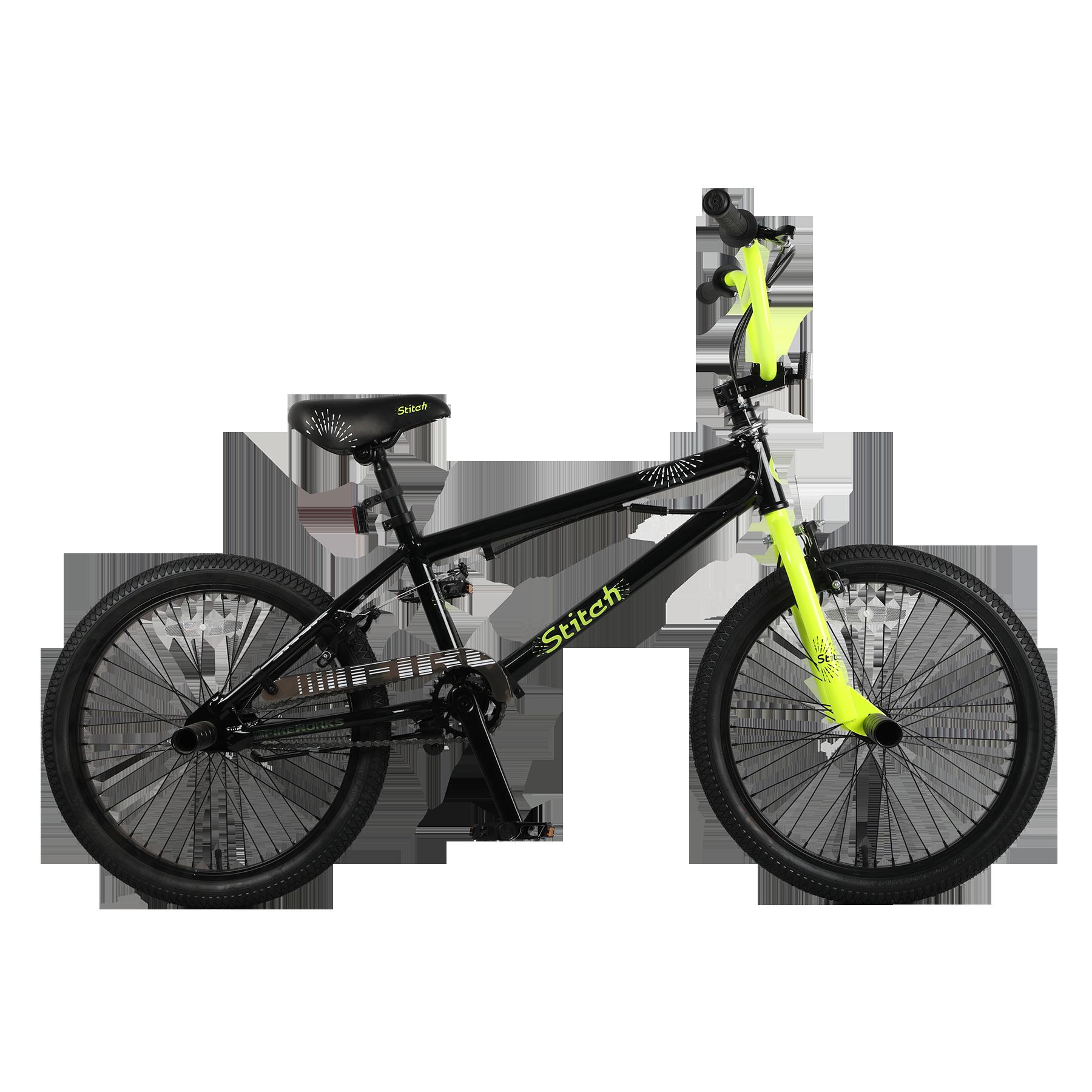 "OEM 20"" HI-TEN Junior BMX Frame Kids Bike"