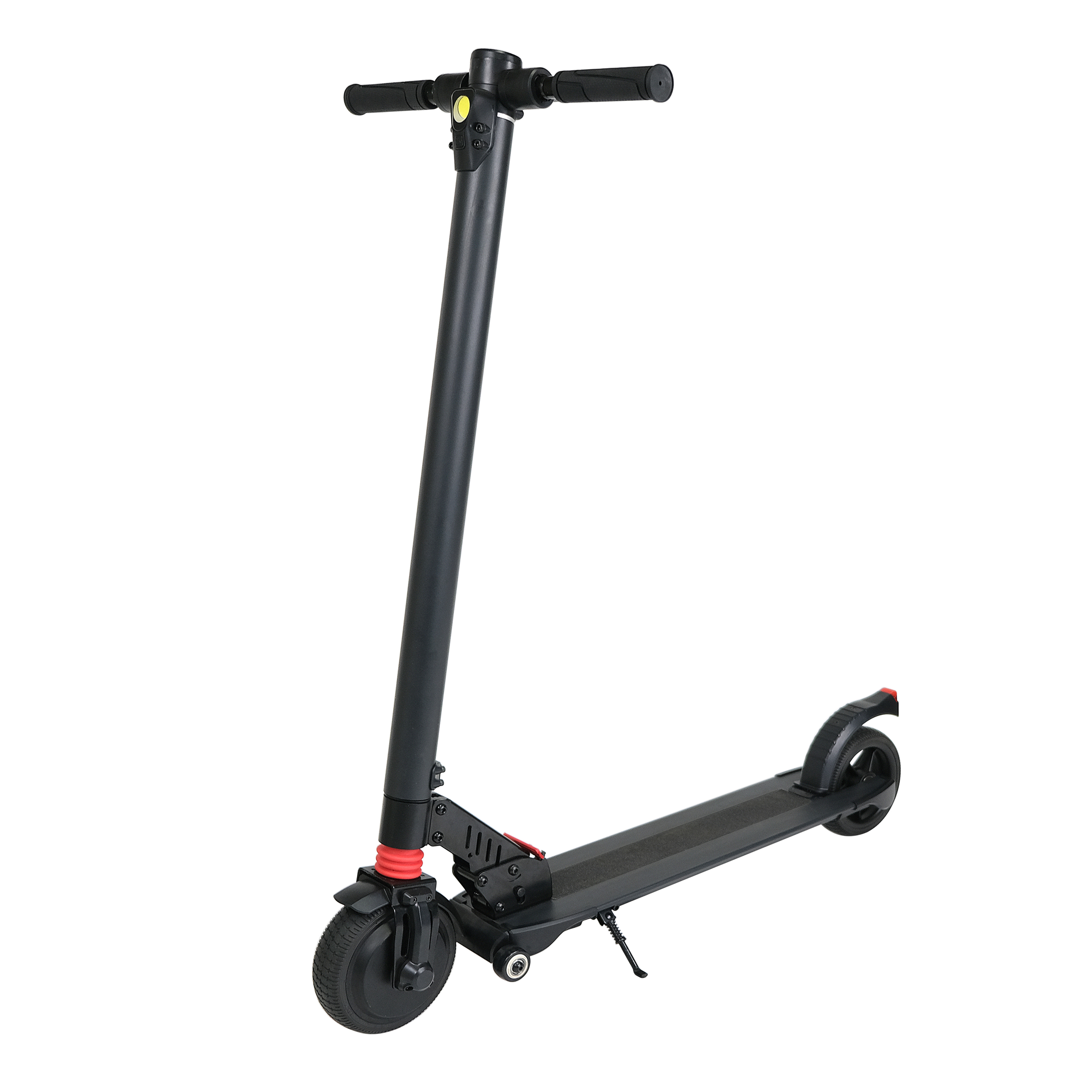 24V 270w about 9.6-25KM/h Range Alloy+ABS+PC Foldable Electric Scooter