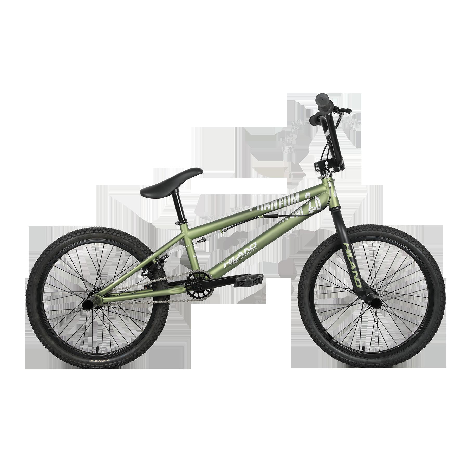 """OEM 20"""" BMX Bike Hi-Ten"""