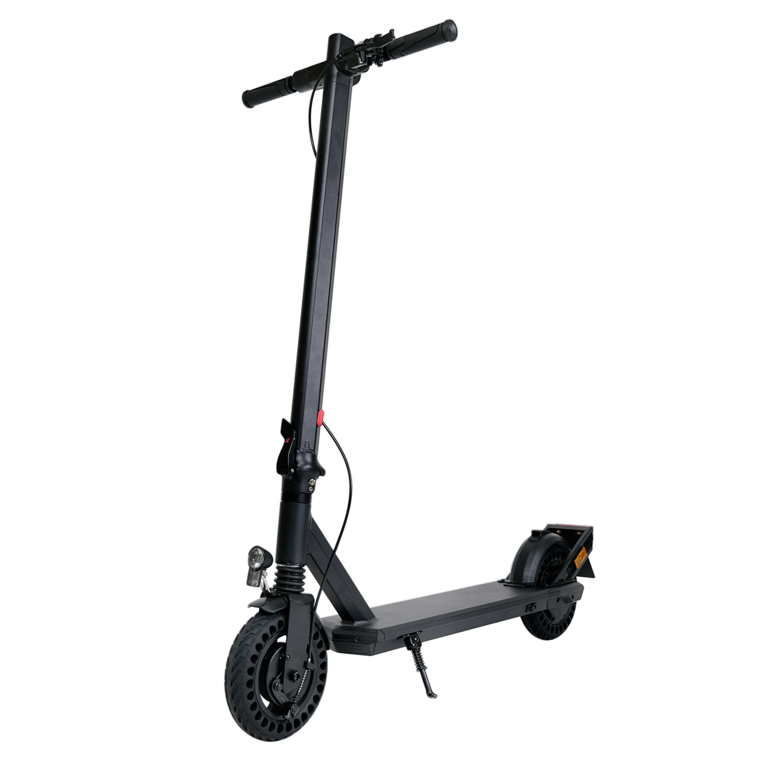 36V 400w about 25KM/h Range Alloy+ABS+PC Foldable Electric Scooter