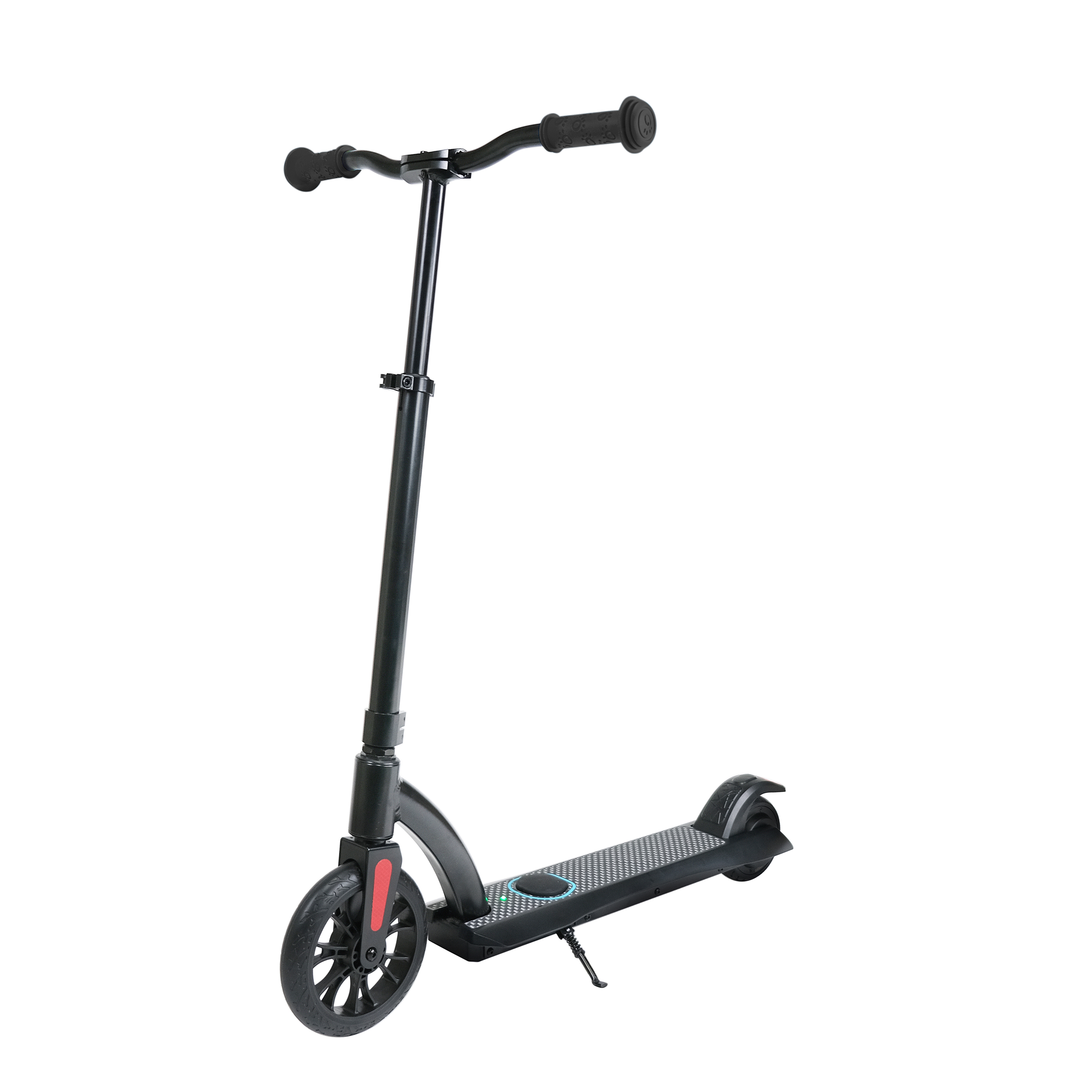 18V 150w about 9-12KM/h Range Aluminium+ABS+PC+Silicon Kid Electric Scooter