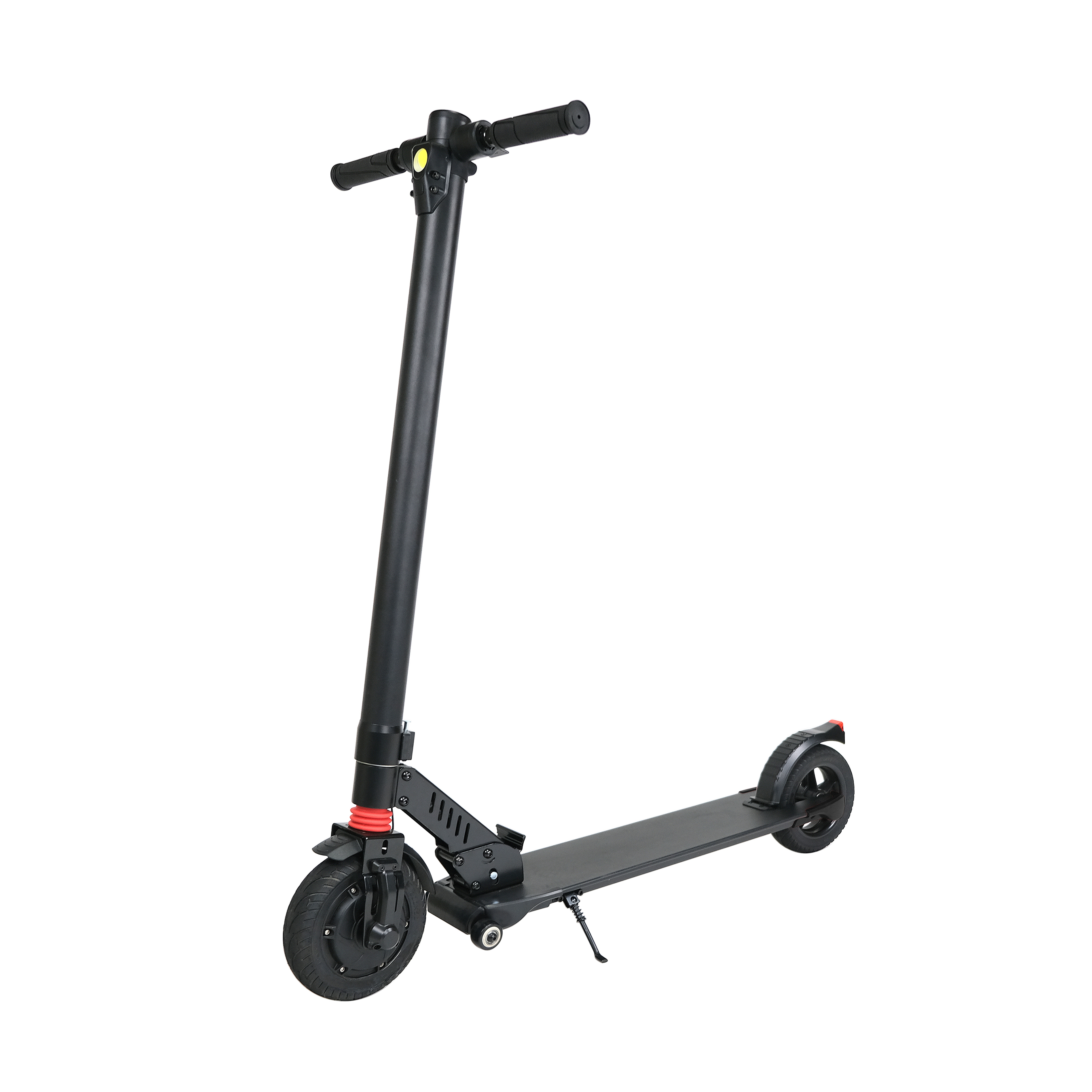 36V 400w about 9.6-25KM/h Range Alloy+ABS+PC Foldable Electric Scooter
