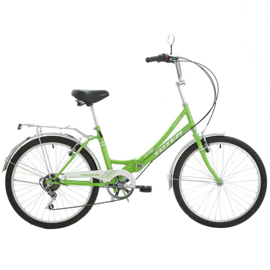 "High Quality 24"" STEEL FOLDING BIKE"