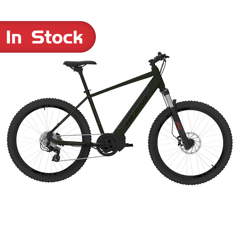 "Bike Manufacturers NEW High quality 27.5"" HILAND MTB Mountain E-bike Eletric Bicycle"